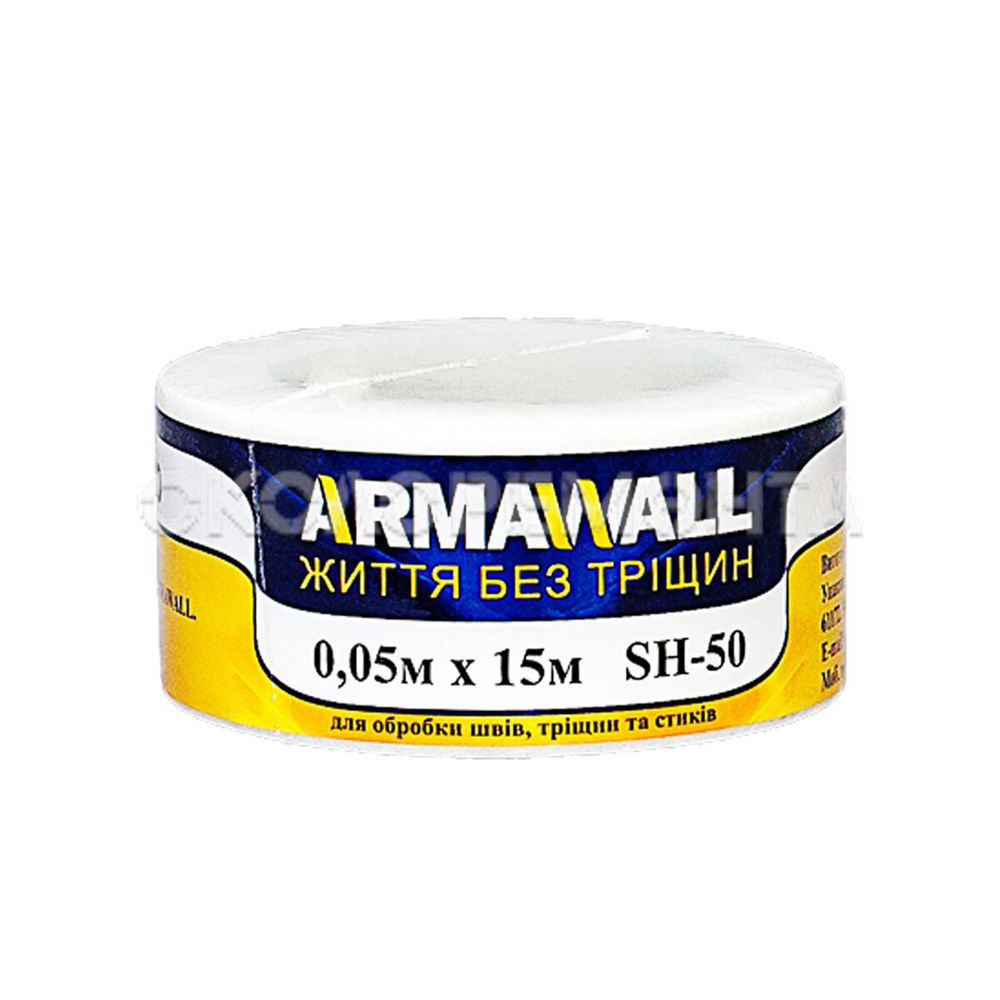 Стеклохолст для стыков ARMAWALL