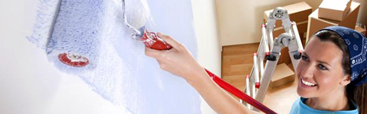 Интерьерная краска для стен